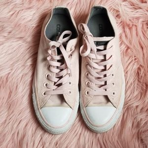 Converse chuck ll light pink